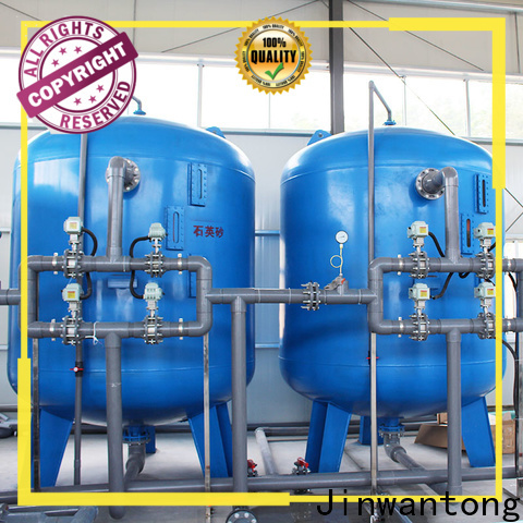 Jinwantong best sand filter tank manufacturers for alga removal