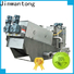 Jinwantong efficient screw press dewatering machine with good price for resource recovery