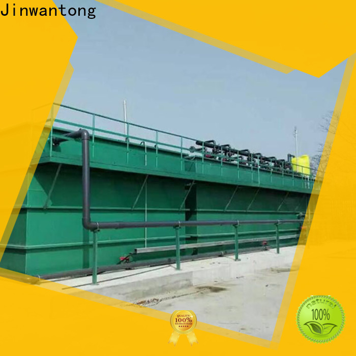 Jinwantong convenient mbr system wastewater treatment with good price for mining industry
