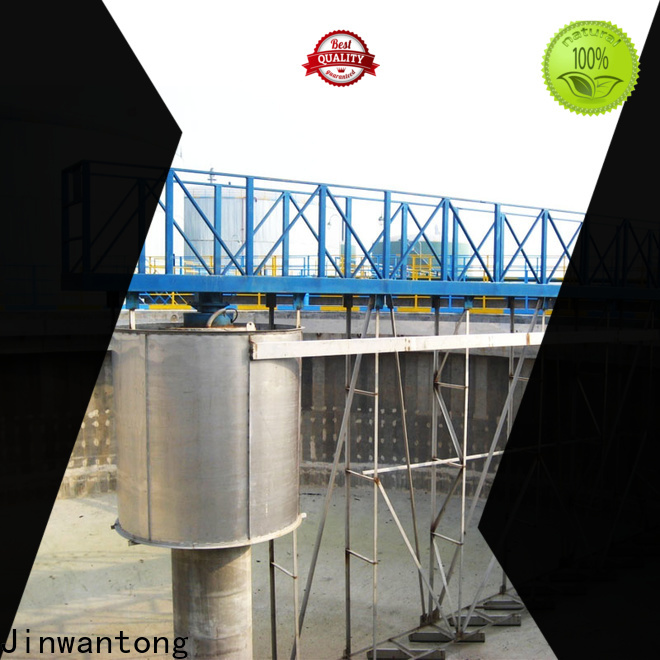 Jinwantong wastewater treatment scraper supply for primary clarifier