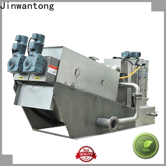 latest sludge dewatering equipment for business for resource recovery