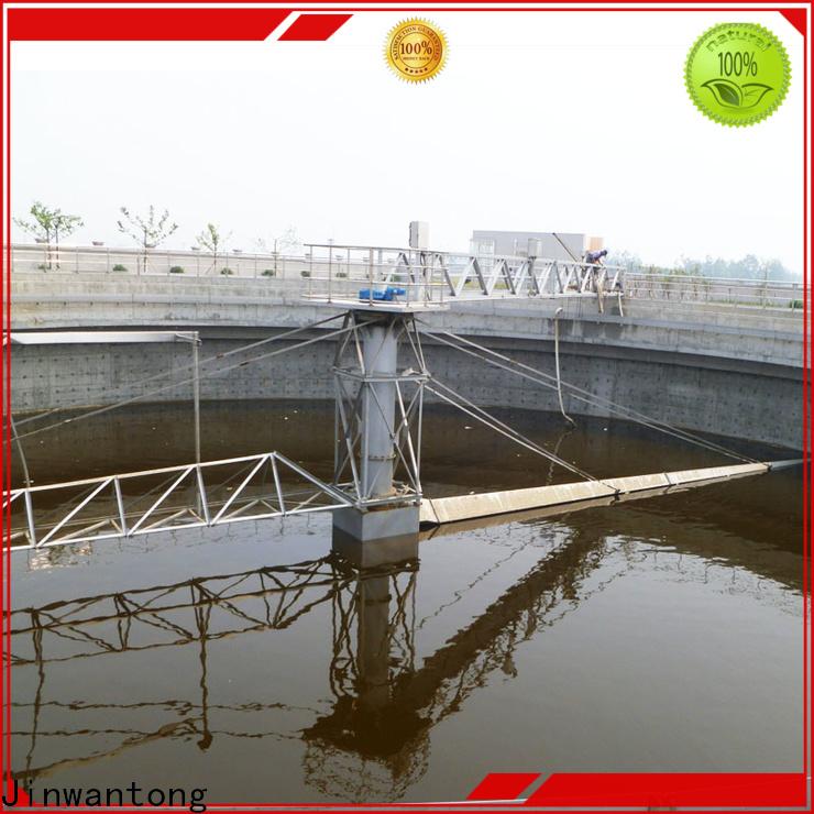 Jinwantong New wastewater treatment scraper manufacturers for final sedimentation tank