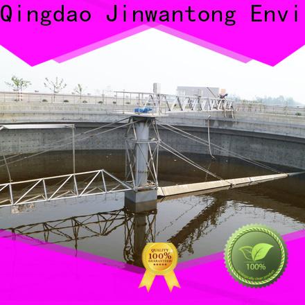 Jinwantong peripheral drive sludge scraper company for final sedimentation tank