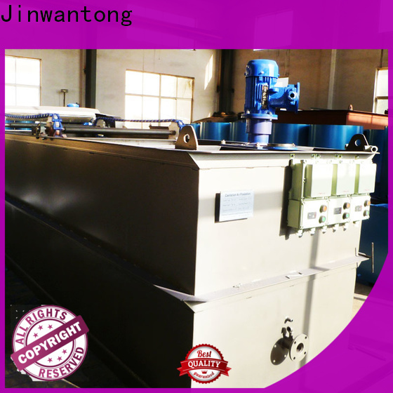 Jinwantong cavitation air flotation for business for product recovery
