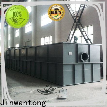 Jinwantong dissolved air flotation unit company for removing suspended matters