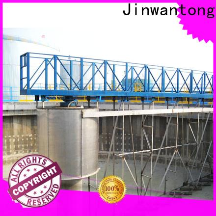 Jinwantong sludge scraper factory for primary clarifier