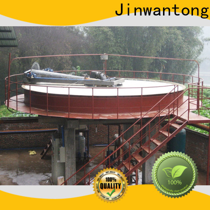 latest industrial wastewater treatment companies manufacturers for secondary clarification
