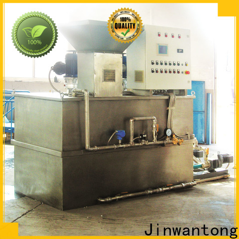 practical sewage treatment plant chemical dosing directly sale for mix water and chemicals