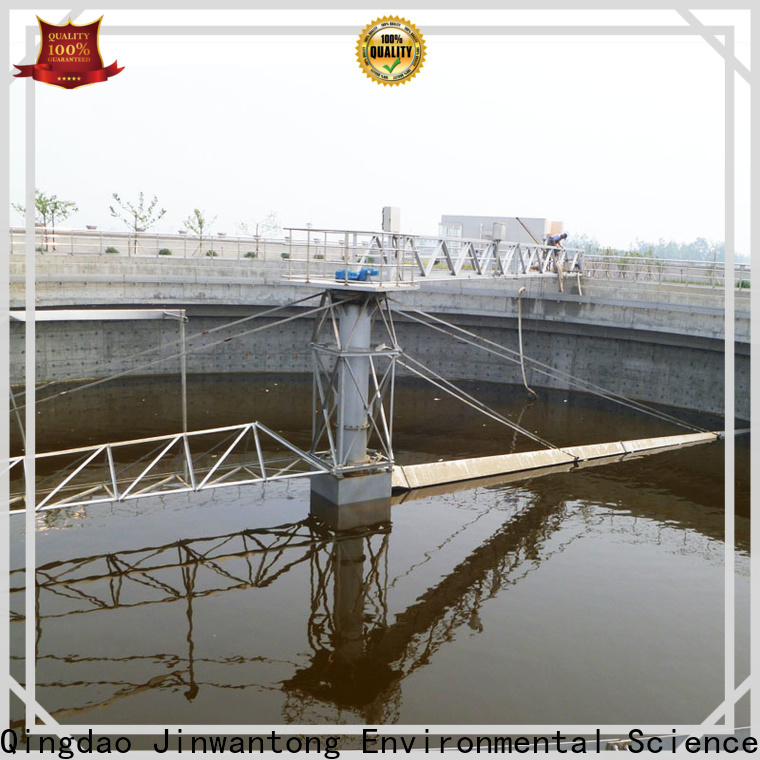 Jinwantong high-quality sludge scraper design with good price for primary clarifier