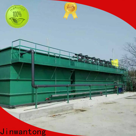 Jinwantong mbr technology for wastewater treatment with good price forpharmaceutical industry