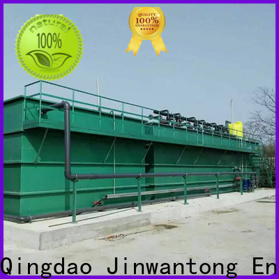 Jinwantong convenient mbr technology for wastewater treatment from China for food industry