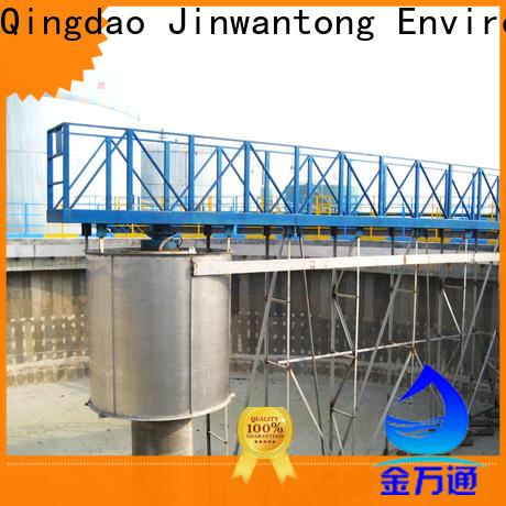 Jinwantong circular clarifier with good price for final sedimentation tank
