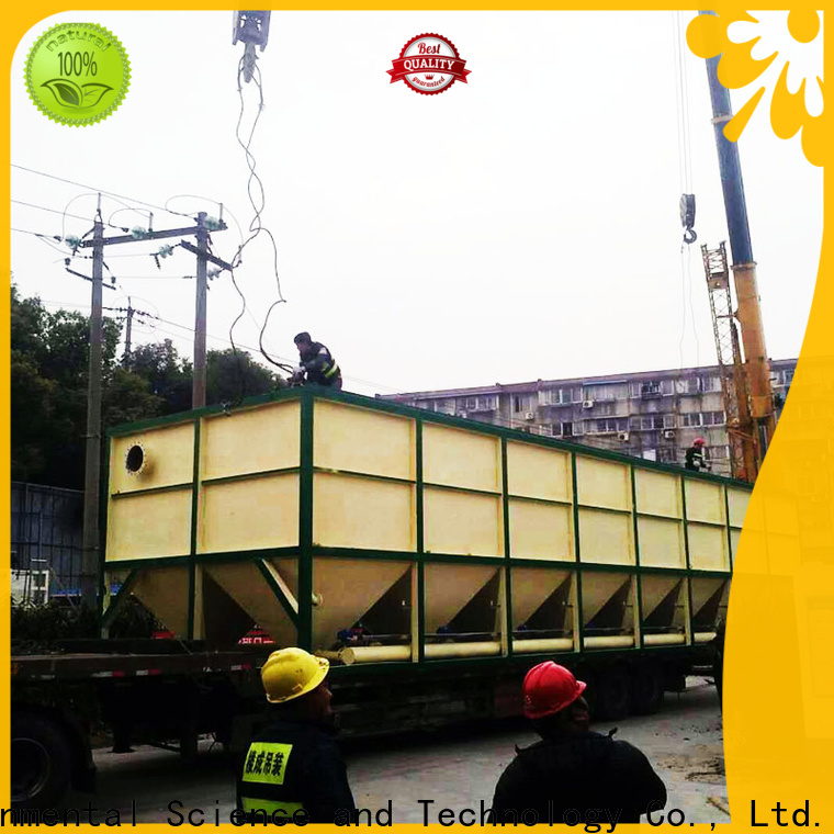Jinwantong custom waste water treatment plant manufacturer factory price for chemical waste water