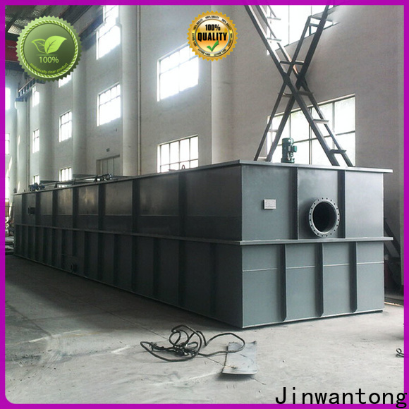 Jinwantong dissolved air flotation filtration company for food processing
