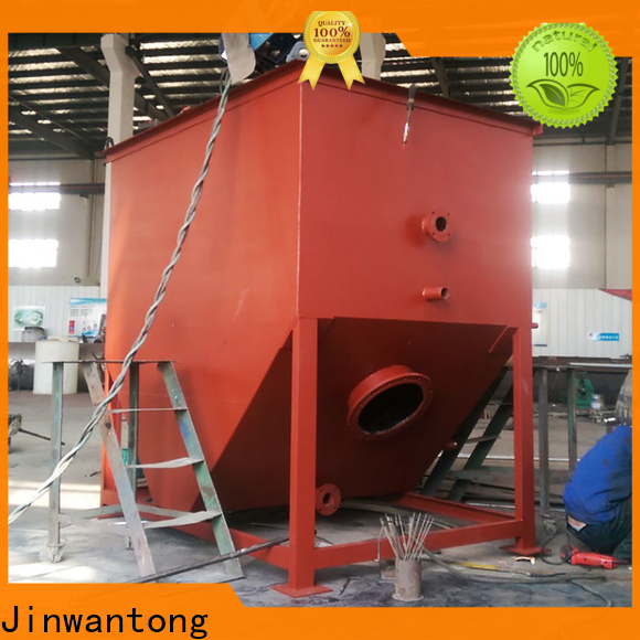Jinwantong cpi oil water separator with good price fpr refinery effluents