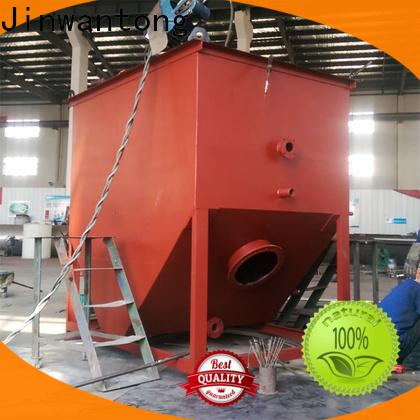 Jinwantong oil water separator tank wholesale for airport
