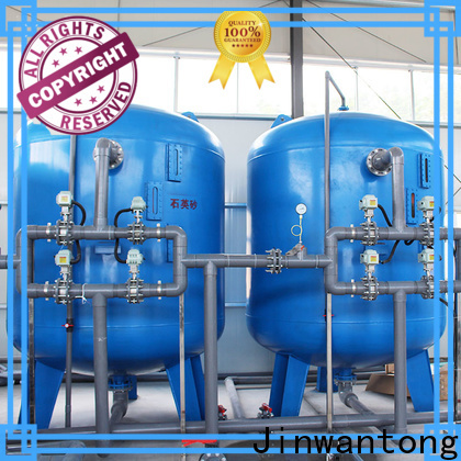 Jinwantong high-quality pressure sand filter factory for alga removal