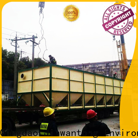 Jinwantong wastewater treatment equipment suppliers for business for heavy metal remove