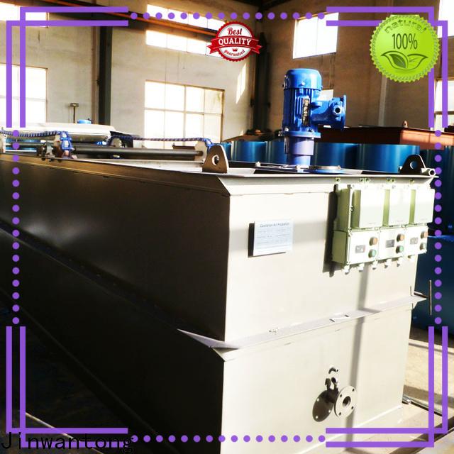 Jinwantong custom cavitation air flotation manufacturers for polishing of biological treatment effluent
