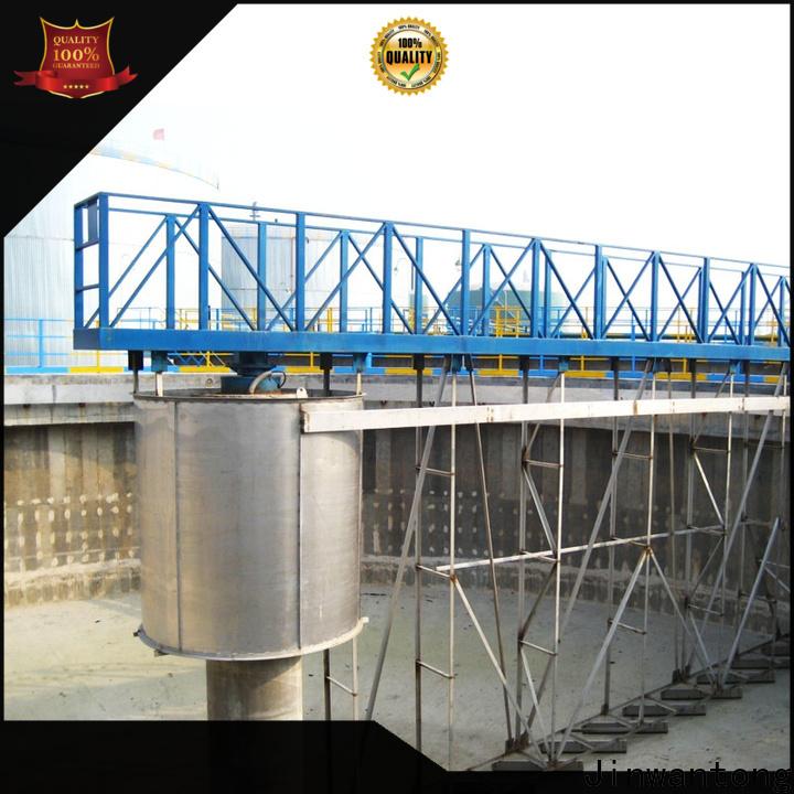 Jinwantong efficient central drive sludge scraper factory for primary clarifier
