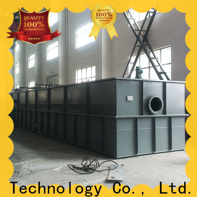 Jinwantong high effecient dissolved air flotation filtration directly sale for removing suspended matters