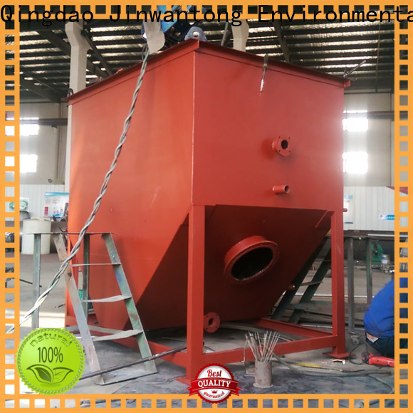 Jinwantong latest oil water separator manufacturers with good price fpr refinery effluents