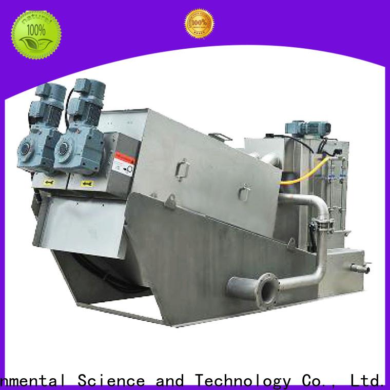 high-quality sludge dewatering equipment wholesale for solid-liquid separation