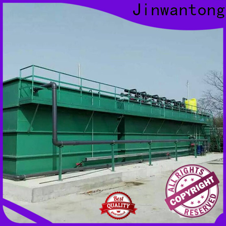 professional wastewater treatment companies from China for food industry