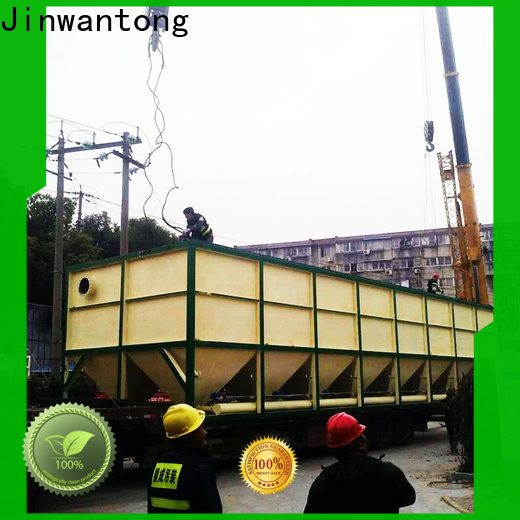 Jinwantong efficient settling tank from China for chemical waste water