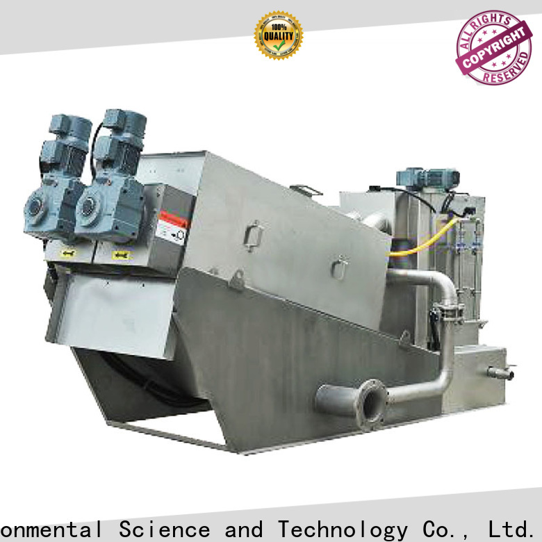 Jinwantong sludge dewatering machine for business for wineries