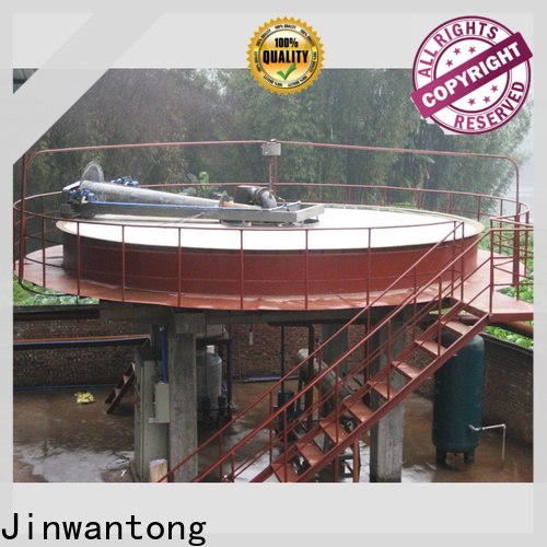 Jinwantong industrial wastewater treatment companies supply for fiber recovery