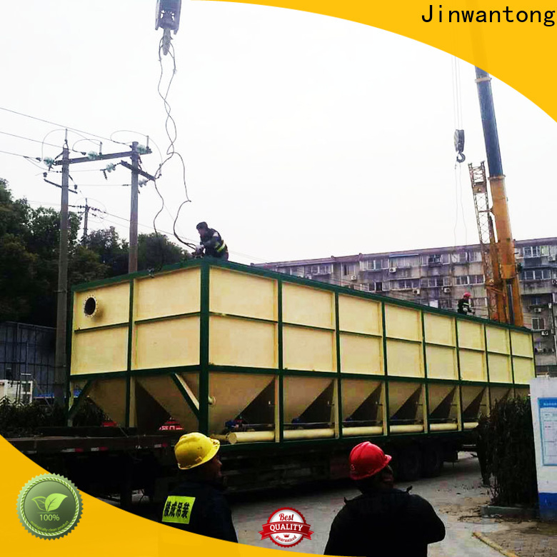 efficient inclined plate settler unit size calculation company for food industry