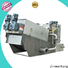 low cost sludge dewatering equipment wastewater manufacturers for wineries
