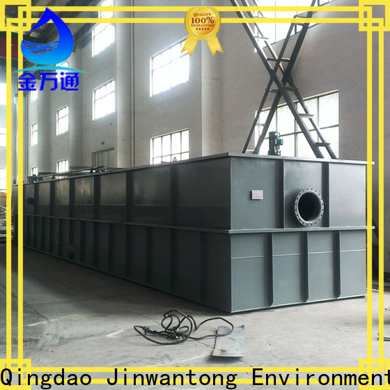 Jinwantong latest daf dissolved air flotation factory for paper mills