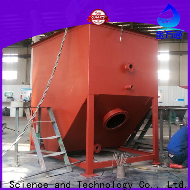 Jinwantong oil water separator supplier manufacturers for petrochemical effluents