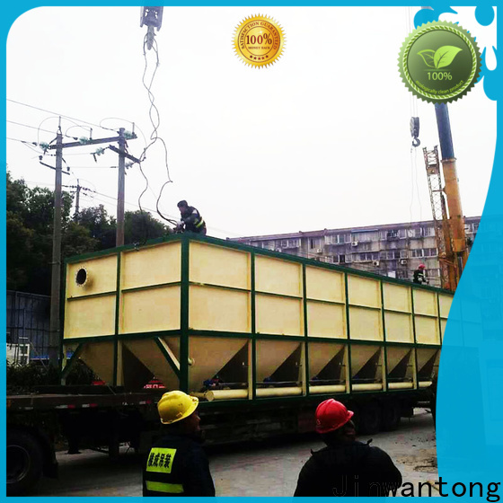 durable inclined plate settler design factory price for chemical waste water