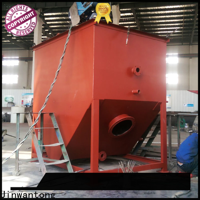 Jinwantong latest oil water separator directly sale for petrochemical effluents