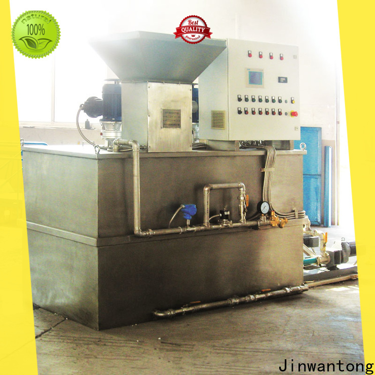 Jinwantong chemical dosing system manufacturer factory for mix water and chemicals