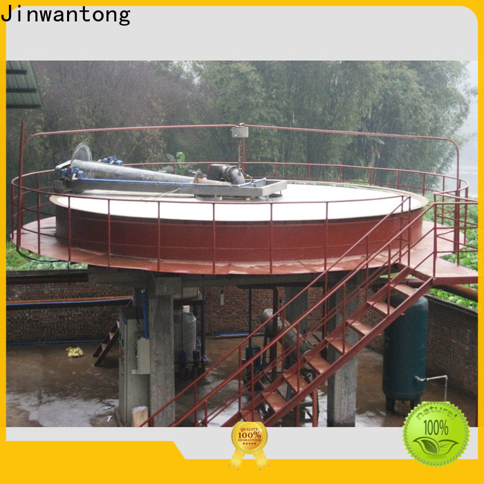 Jinwantong daf process customized for tanneries
