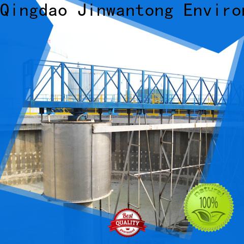 Jinwantong sludge scraper supply for final sedimentation tank