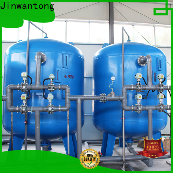 Jinwantong latest sand filter for above ground pool suppliers for ground water purification