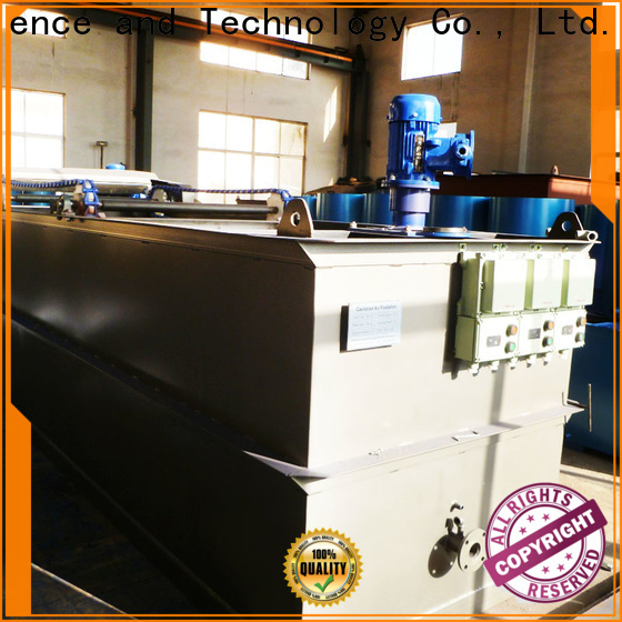 Jinwantong low cost caf machine factory for product recovery