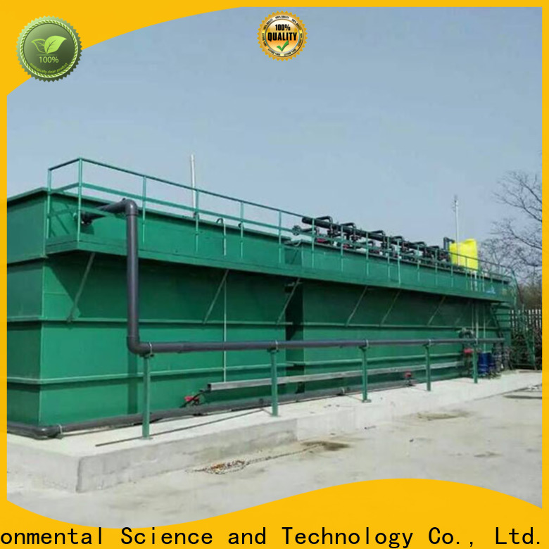 Jinwantong mbr sewage treatment plant from China for paper industry