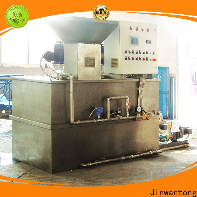 wholesale chemical dosing system water treatment plant manufacturers for mix water and chemicals