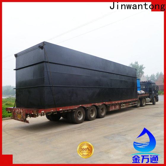 top small sewage treatment plant for business for hotel
