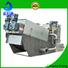 Jinwantong efficient volute sludge dewatering machine company for wineries
