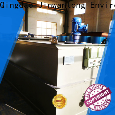 custom caf cavitation air flotation wholesale for polishing of biological treatment effluent