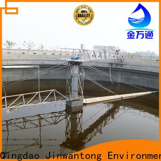 Jinwantong circular clarifier supply for primary clarifier