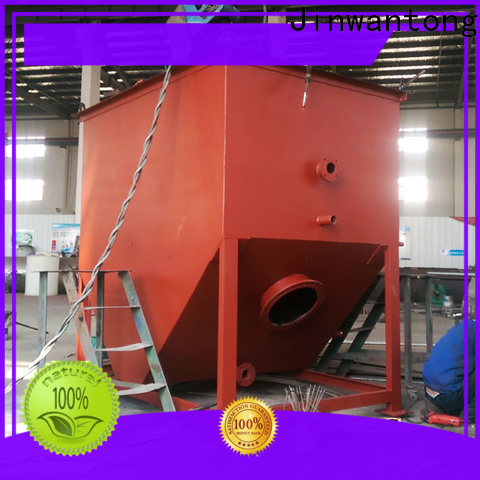 Jinwantong industrial oil water separator directly sale for petrochemical effluents