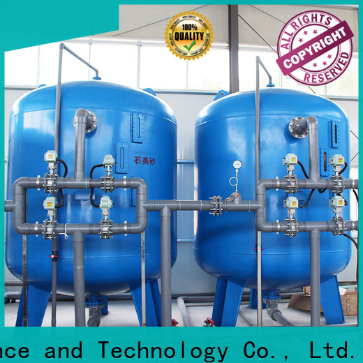 Jinwantong sand filter design wholesale for ground water purification